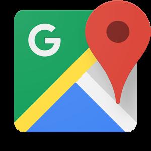 自転車の 自転車 ナビ アプリ android : Google Maps Icon
