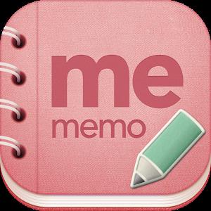 ミーメモ:生理/体重/食事/睡眠など1つのアプリで簡単メモ!