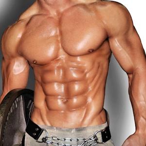 男性の腹部の締め付けエクササイズ - Appliv
