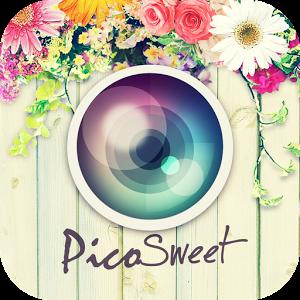 かわいい写真加工!Pico Sweet - ピコ・スイート