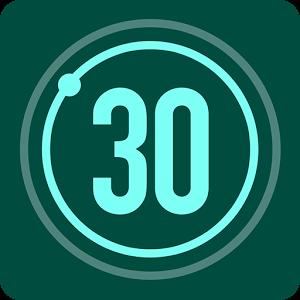 30日間フィットネスチャレンジ -...