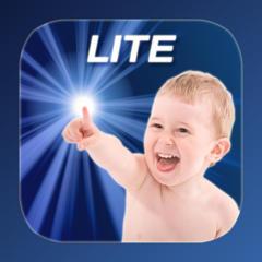 Sound Touch Lite (サウンド-タッチ) - 赤ちゃん、幼児、子供や保育園・幼稚園で学ぶ音声療法の自由な教育語彙言語フラッシュ カード アプリケーション