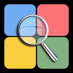 画像検索 - 画像や壁紙をiPhone上で検索