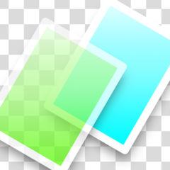 合成写真  PhotoLayers : 無料版 〜背景透明化、画像を切り抜いて合成〜