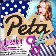 Petapic-かわいい写真組み合わせ!文字入れ&スタンプ&レイアウト!!無料のおしゃれテンプレートでかんたん画像加工コラージュ編集