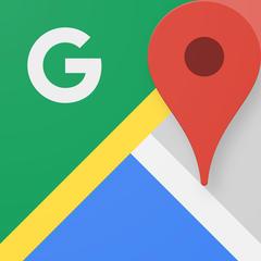 Google マップ - リアルタイムの乗換案内、交通情報、および周辺のスポット検索