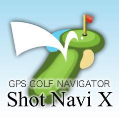 ShotNavi X GPSゴルフナビ