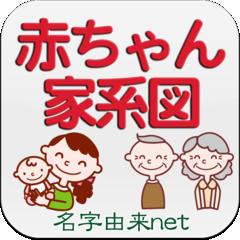 無料 赤ちゃん家系図