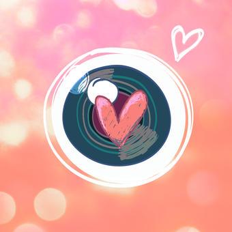 My Heart Camera 〜 ハートカメラの大人かわいいハートの無料スタンプでもっとオシャレにデコ&写真加工&コラージュ 〜