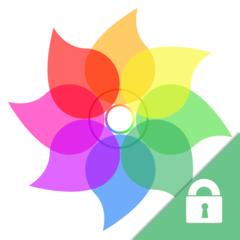 秘密の写真&プライベートなビデオ金庫を隠すガナイザー -iVault- 無料でパーソナルな画像 アルバム をアレンジ  敏感な情報 フォルダ をパスワードでロック暗号化する安全キーパー アプリ