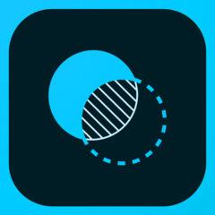 Adobe Photoshop Mix - 画像の切り抜き、合成、描画モード