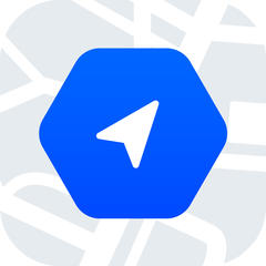 NAVIRO(ナビロー) - 完全無料で省データの多機能ナビ カーナビ/バイクナビ/徒歩ナビ全対応